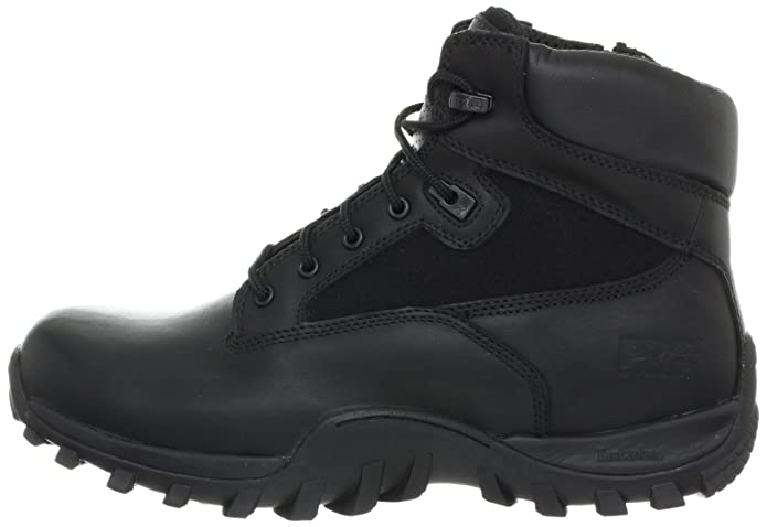 Timberland PRO Men's Valor 6 Side Zip McClellan Boot: Amazon