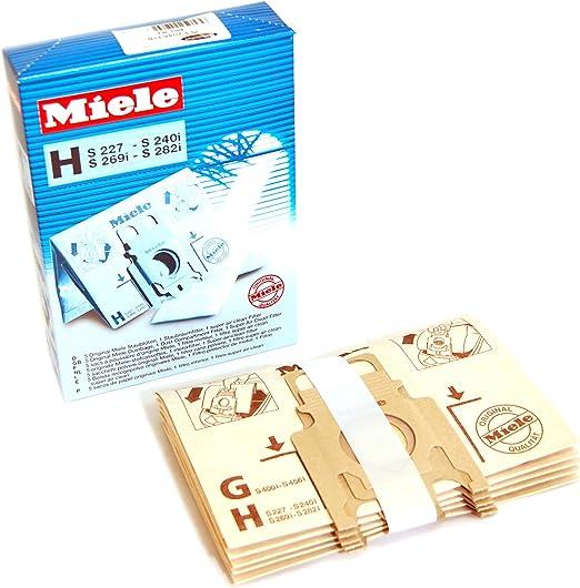 Miele Aspirador 2046318 Type H bolsa de polvo: Amazon.es: Hogar