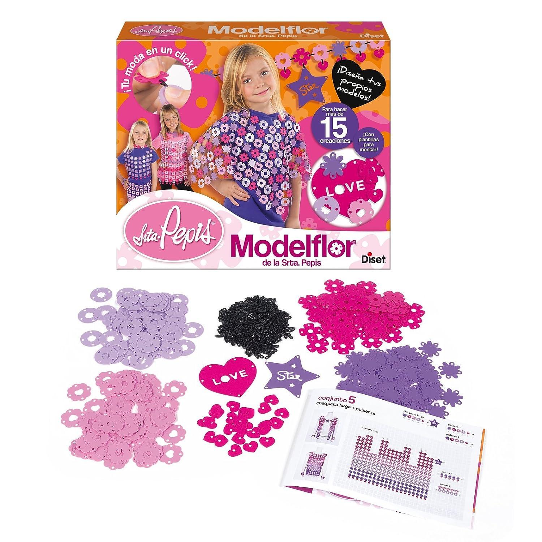 Amazon.com: Diset srita. pepis – modelflor, Set of Accessories S.A. 46771: Toys & Games