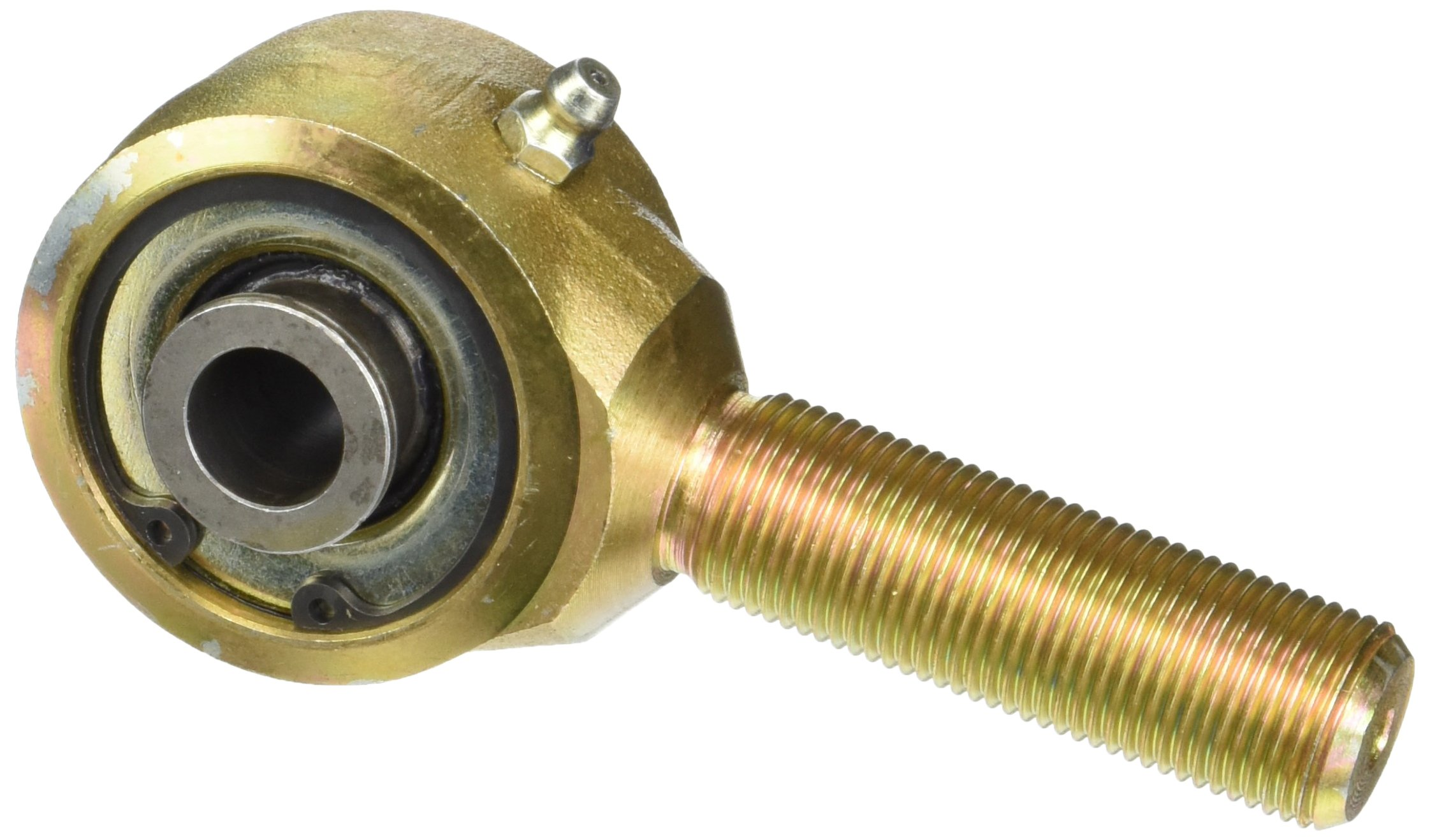 Currie Enterprises CE- 9112N75L-13 JOHNNY JOINT 2'' Narrow Forged Rod End with 3/4'' LH Thread and 0.562'' x 1.600'' Ball by Currie