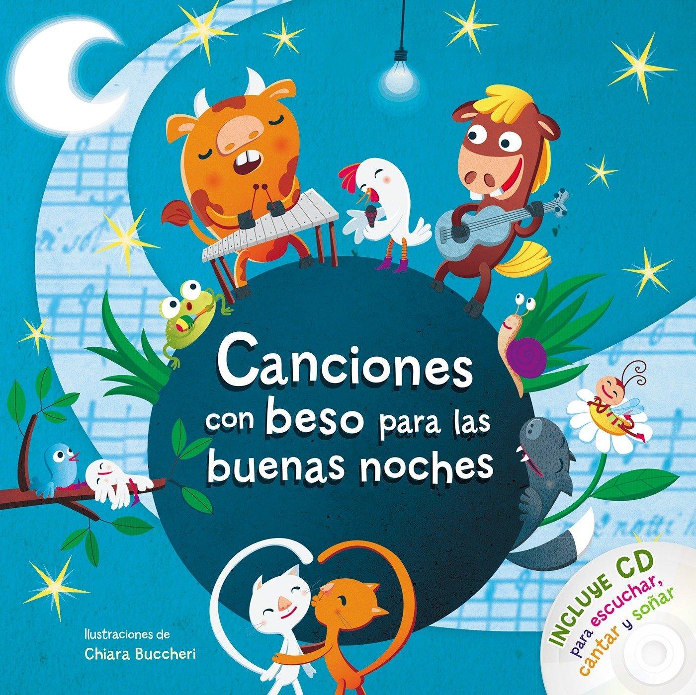Amazon.com: Canciones con beso para las buenas noches ...