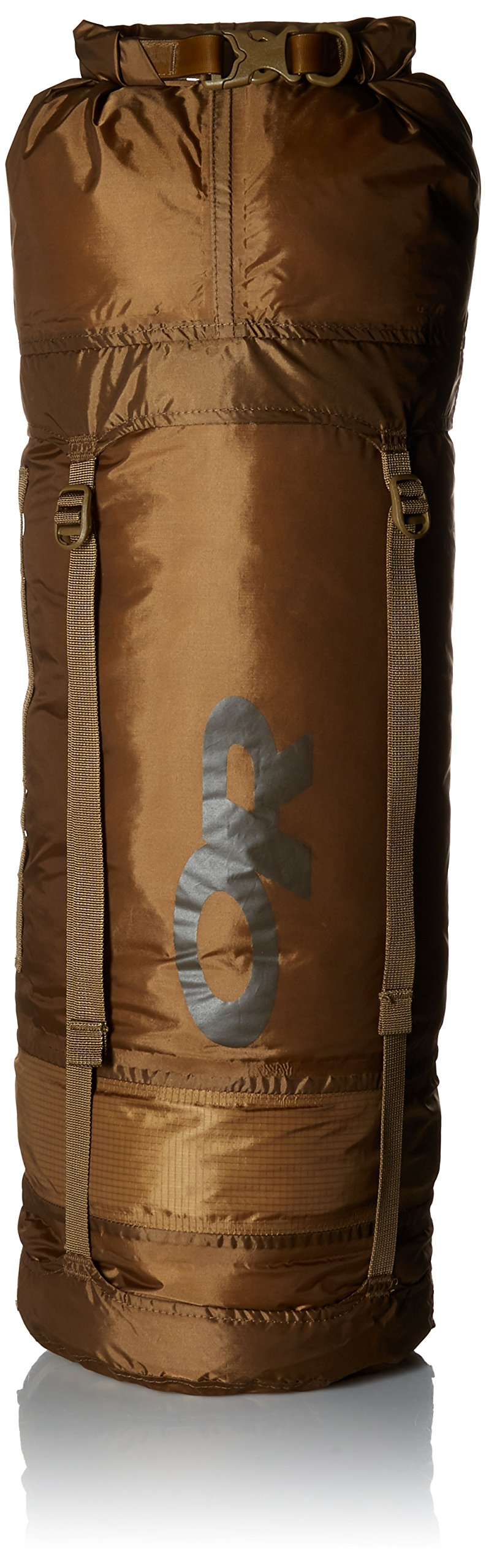 Outdoor Research Unisex Airpurge Dry Compr Sk 15l, Coyote, 1size by Outdoor Research