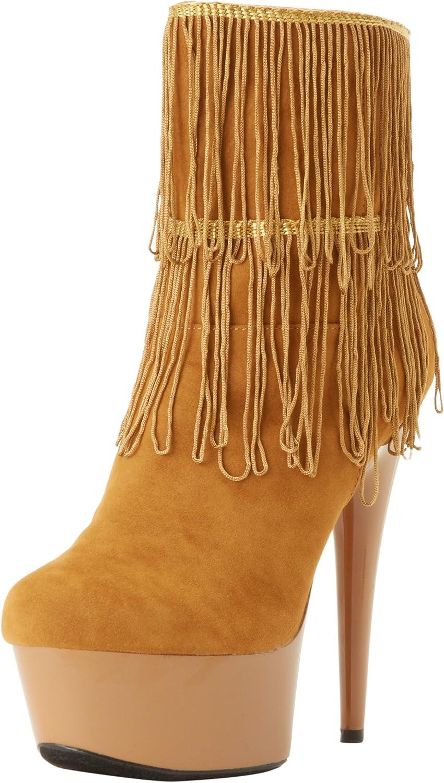 The Highest Heel Womens Amber-401 Boot