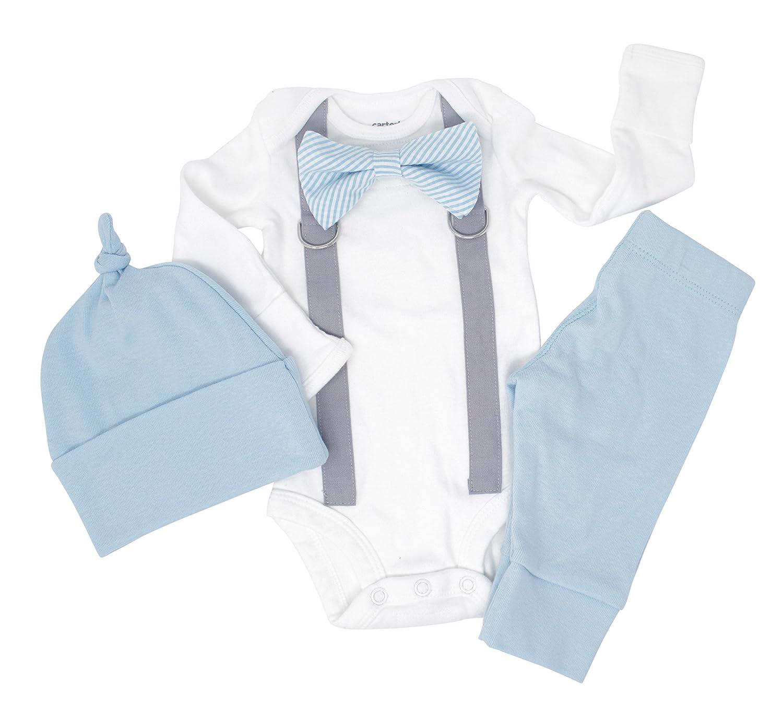 7097c4bd23e0 Amazon.com  Cuddle Sleep Dream Cute Newborn Baby Boy Clothes. Baby ...