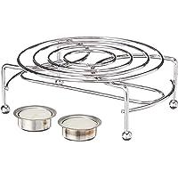GMI Food Warmer Rack, Stainless Steel, 20 x 17.5cm, K3100