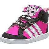 Zum Verkauf Ausverkauf adidas Mädchen Pink HOOPS ANIMAL CMF