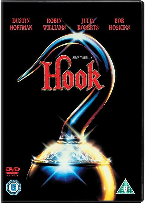 Hook [Reino Unido] [DVD]: Amazon.es: Dustin Hoffman, Robin