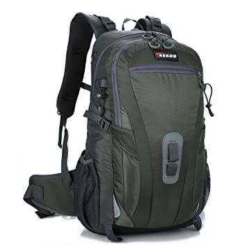 c767baa3c8 TREKOO 45L+5L Outdoor Backpack