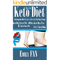 The Keto Diet Box Set: A Ketogenic Diet Recipes Collection For Easy Living (English Edition)