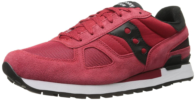 Saucony Shadow Original, Zapatillas de Running para Hombre 40.5 EU|Multicolore (Red/Black)