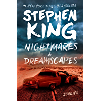 Nightmares & Dreamscapes: Stories book cover