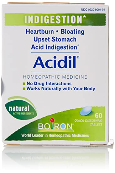 Best homeopathy medicine for acid reflux