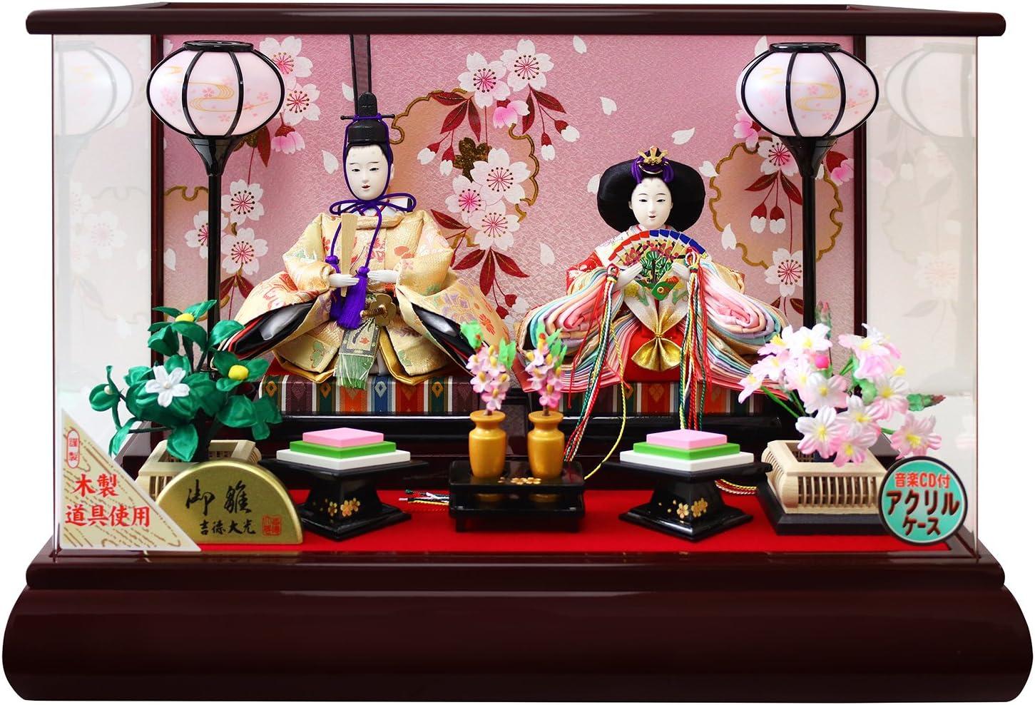 飾る 時期 雛人形