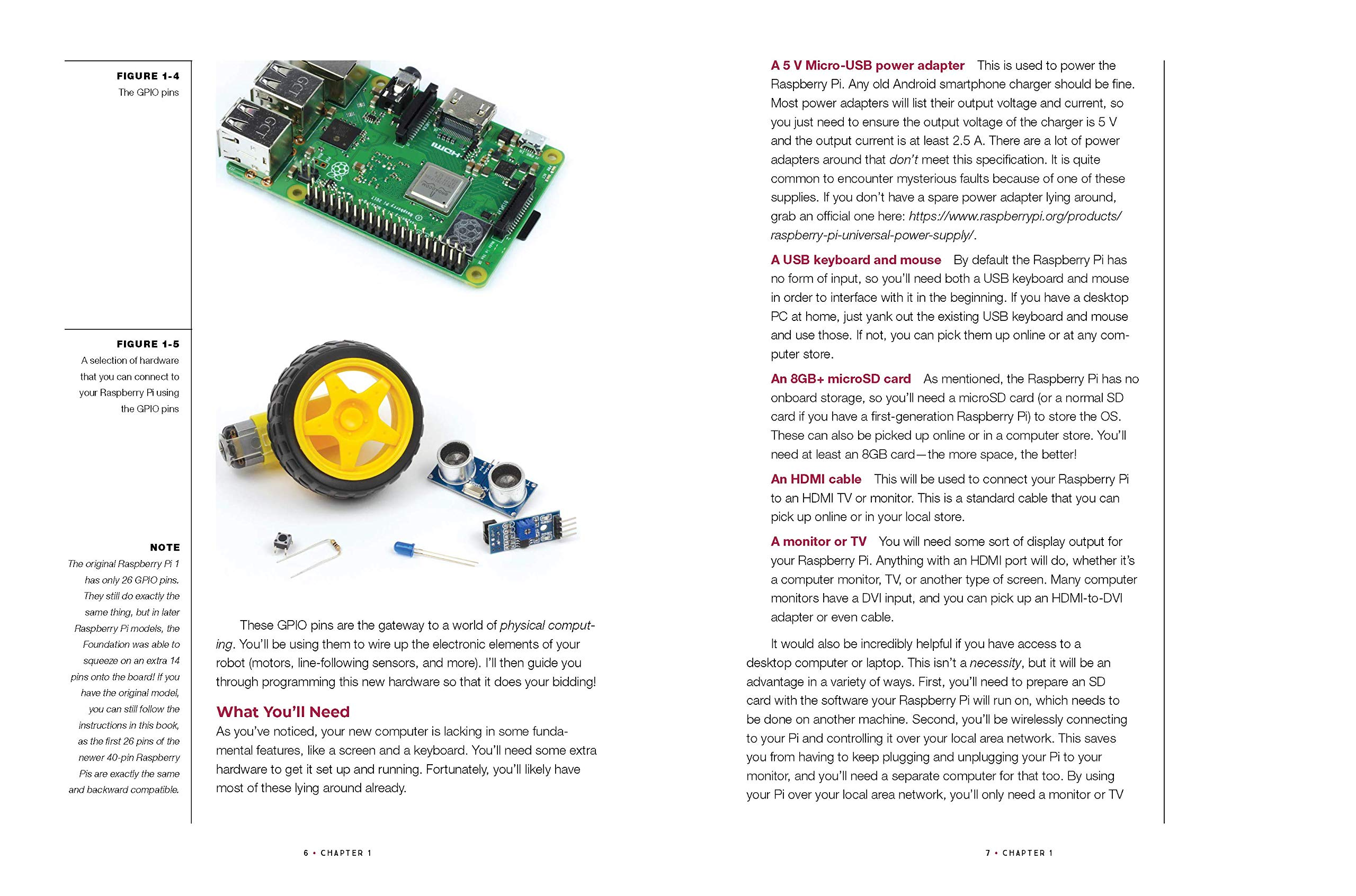 Amazon fr - Learn Robotics with Raspberry Pi: Build and Code