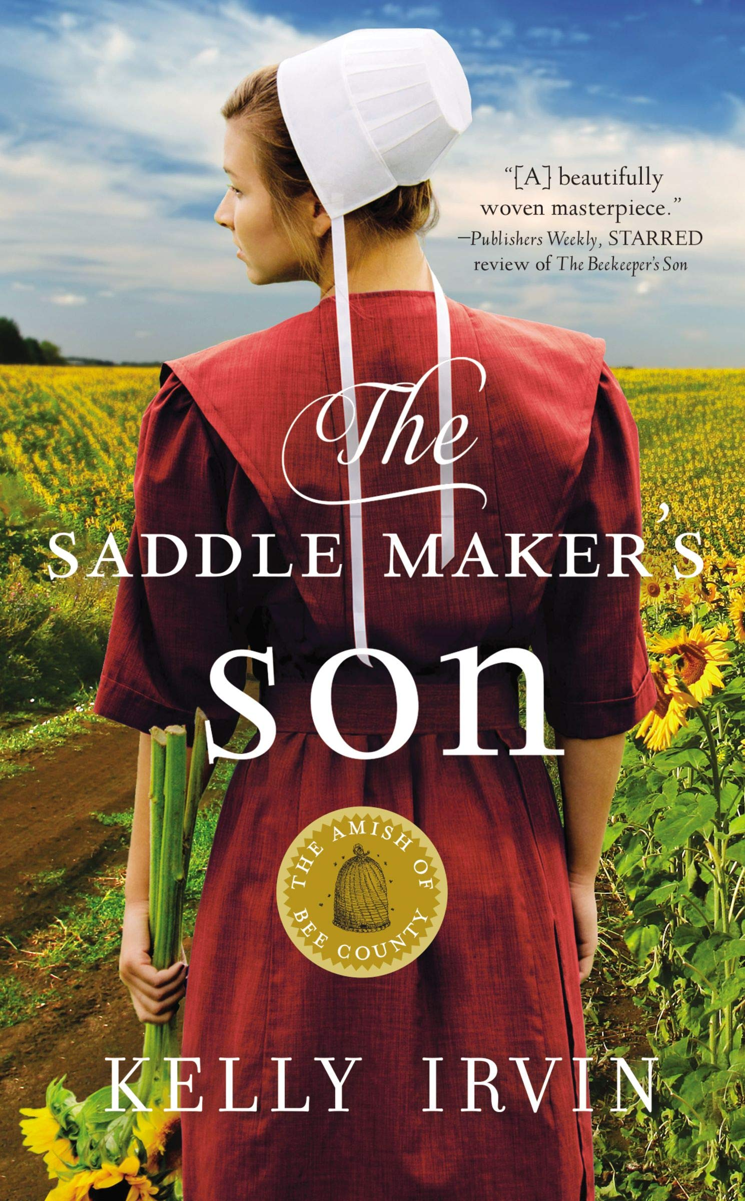 The Saddle Maker's Son (The Amish of Bee County): Kelly Irvin:  9780310354451: Amazon.com: Books