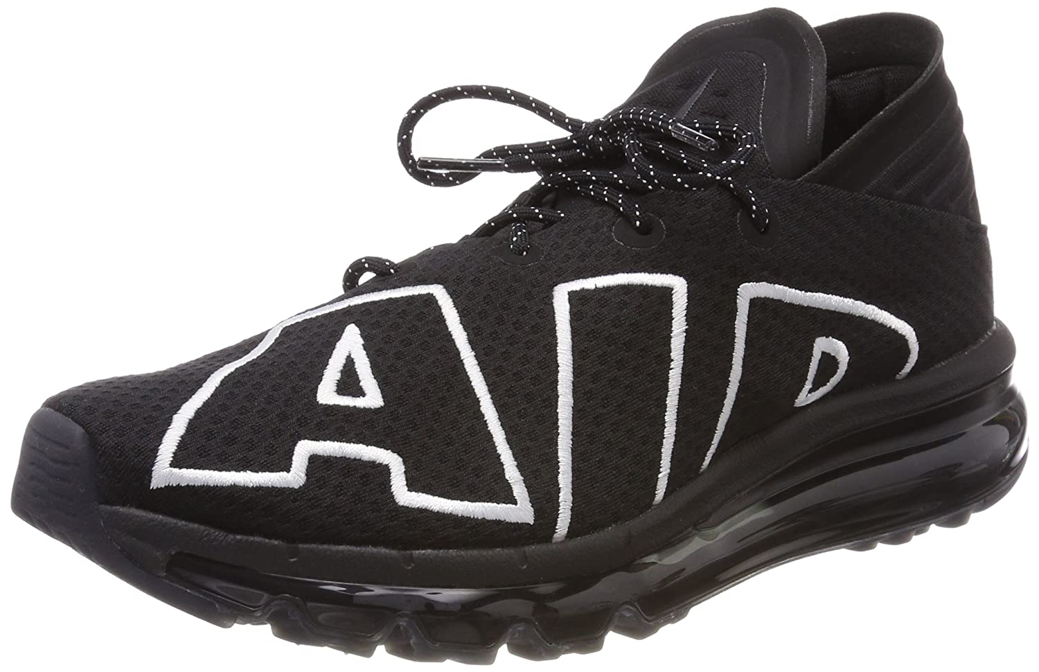 NIKE Men's Air Max Flair Running Shoes B00BG91ISC 8.5 D(M) US|black