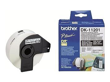 amazon co jp brother dk11201 29x90mm standard address label