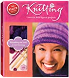 Klutz Knitting Book Kit
