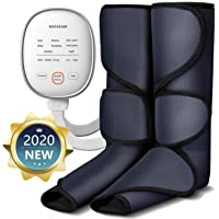 Hofason Leg Massager Foot and Calf Massage for Circulation Compression and Relaxation