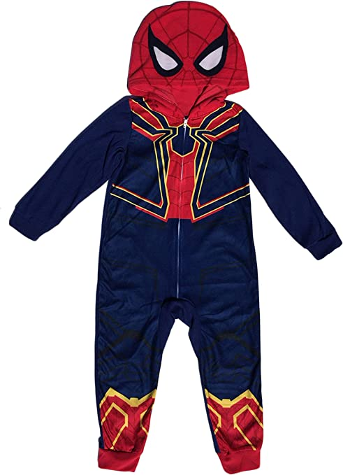 Amazon.com: Avengers Spider-Man Iron Spider - Traje para ...