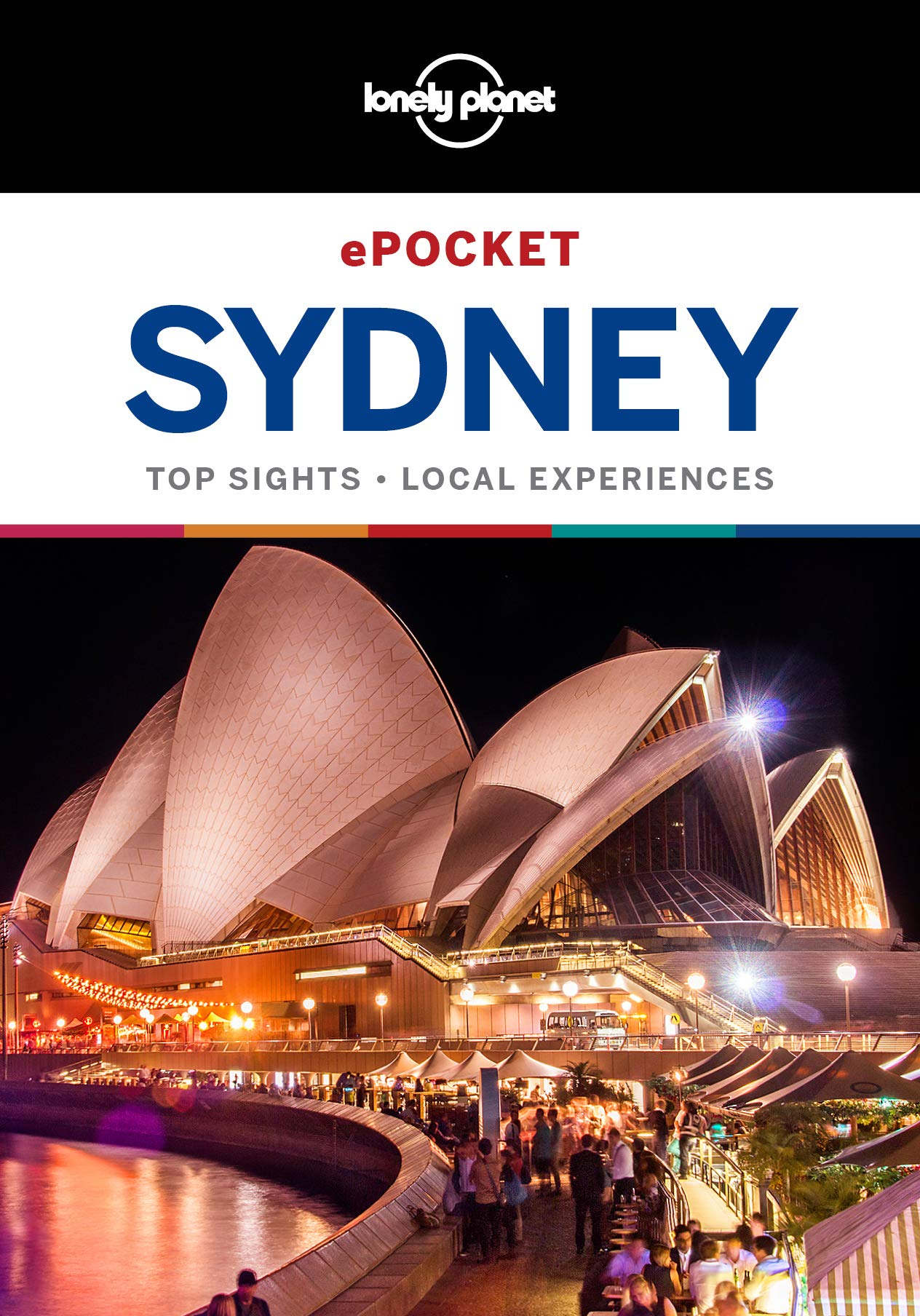 Lonely Planet Pocket Sydney  Travel Guide   English Edition