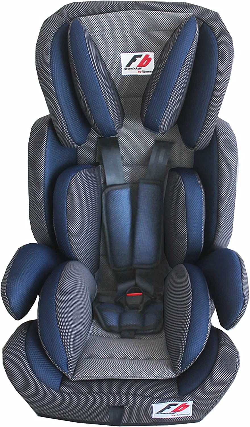 Group 123 Comfort Red Elemed Baby Car Seat