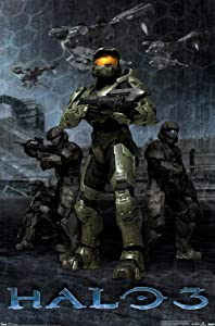 """Trends International Halo 3 Master Chief Wall Poster 22.375"""" x 34"""""""
