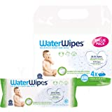 Waterwipes Hand Face Baby Wipes with Soapberry, 4.63 Pound
