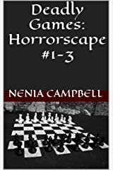 Deadly Games: Horrorscape #1-3 Kindle Edition