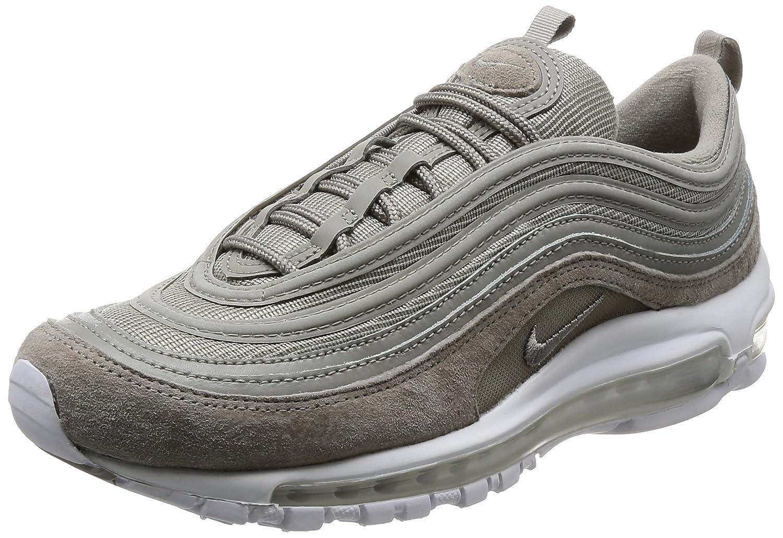 quality design 1c575 8dbfa Amazon.com | NIKE Air Max 97 Men's Shoes Cobblestone/White ...