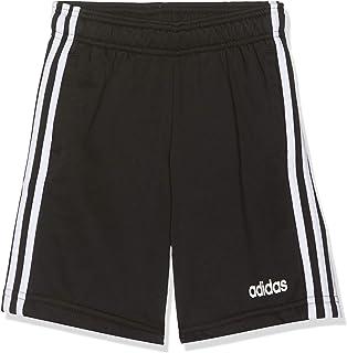 seriöse Seite Shop für echte beste Angebote für adidas YB 3S KN Short Kurze Hose für Junge, Schwarz (Schwarz ...