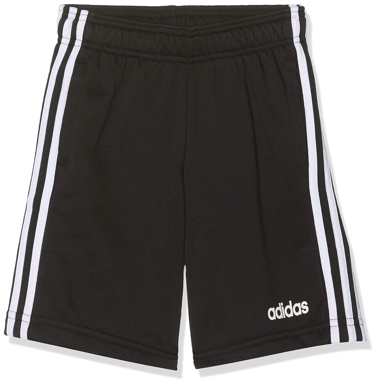 adidas Jungen Essentials 3 Streifen Knit Shorts