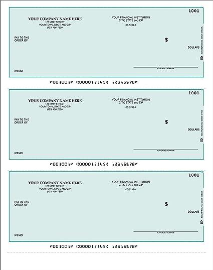 CheckSimple Laser Deposit Slips 100 Qty - Custom Deposit Tickets for QuickBooks /& Quicken