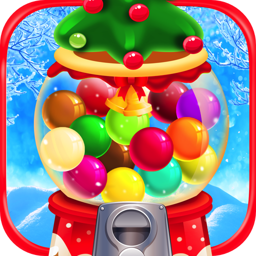 Christmas Bubble Gum - Kids Chewing Gum Dessert Food Maker Games FREE (Fun Halloween Cupcakes And Cakes)