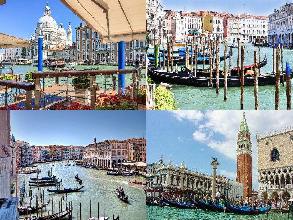 Lais Puzzle Collage Venedig 2000 Teile