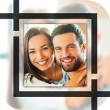 White frame for Insta photos