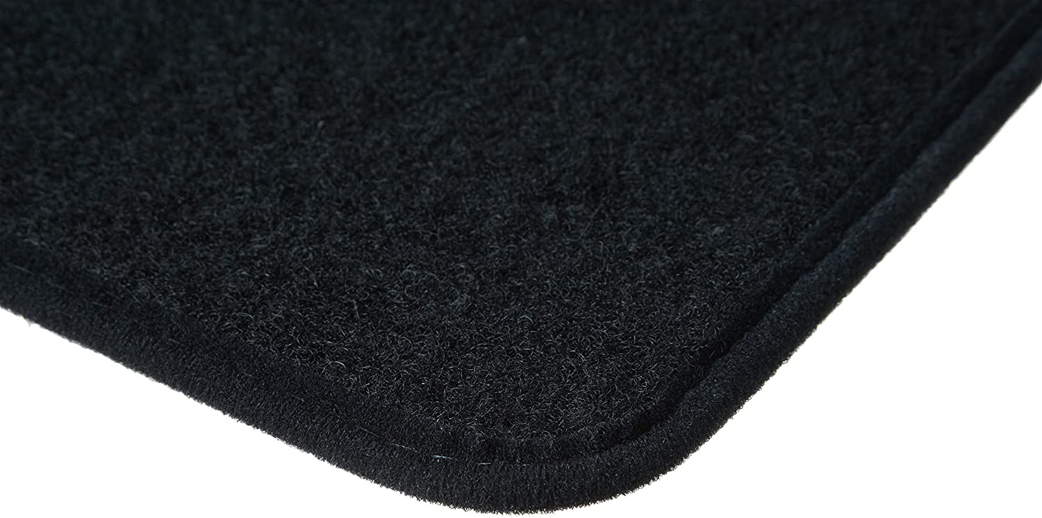 Sakura WW1333 Rubber Boot Mat Black Trim