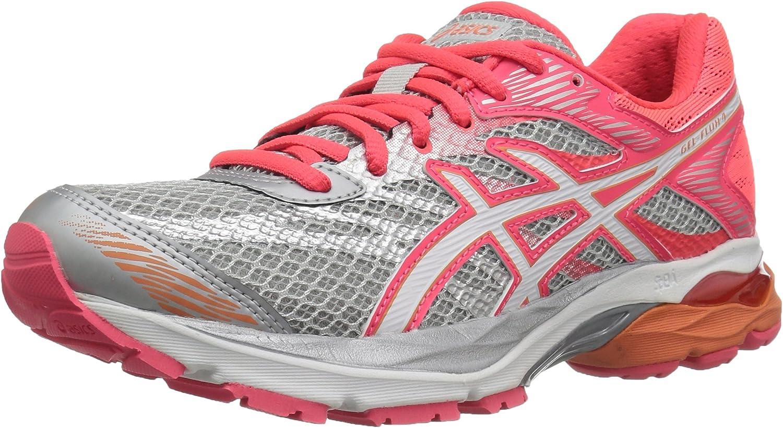 Presta atención a he equivocado extinción  Amazon.com   ASICS Women's Gel-Flux 4 Running Shoe   Road Running
