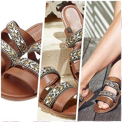734bf4c24010 Casa Di Rosa Contarari Sandals (6)  Amazon.co.uk  Shoes   Bags