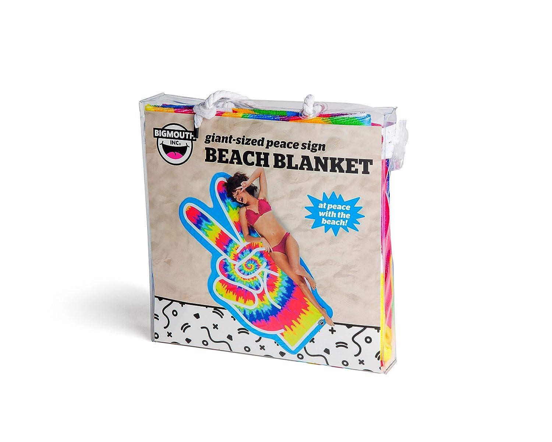 BigMouth Inc couverture de plage de barbe /à papa