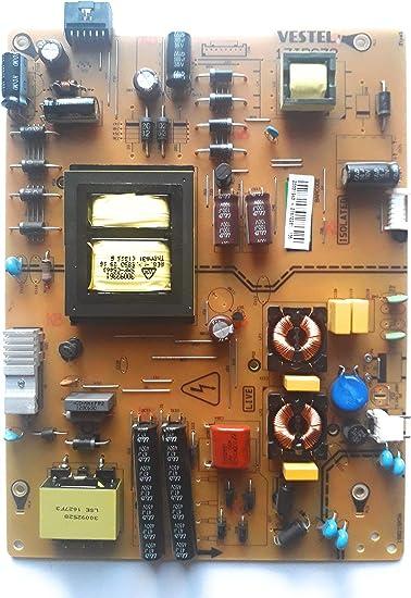 VESTEL - Placa de alimentación para televisor: Amazon.es: Informática