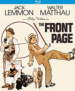 The Front Page (Special Edition) [Blu-ray]