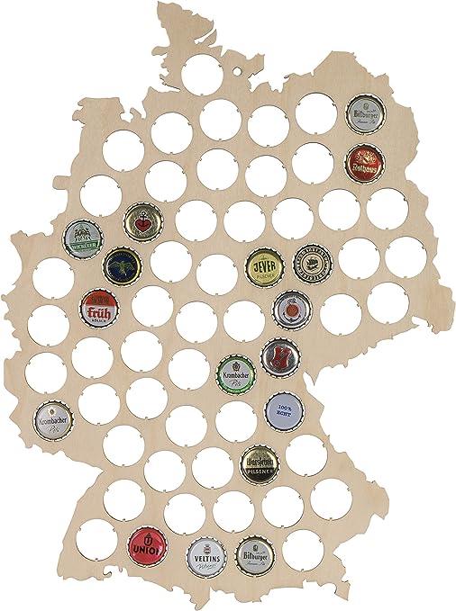 Laublust Bierkarte Im Deutschland Karte Design 44x33cm