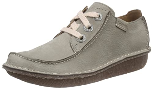 Clarks Funny Dream Womens Derby Lace Up Amazoncouk Shoes Bags