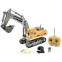 Carson 500907190 - Excavadora de Radio controlada, Escala