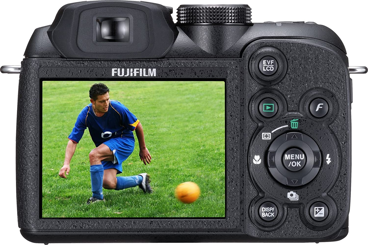 Amazon.com : Fujifilm FinePix S1500 10MP Digital Camera with 12x Wide Angle  Dual Image Stabilized Optical Zoom (Discontinued by Manufacturer) : With ...