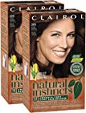 Clairol Natural Instincts Hair Color, 28B Dark Warm Brown 1 ea