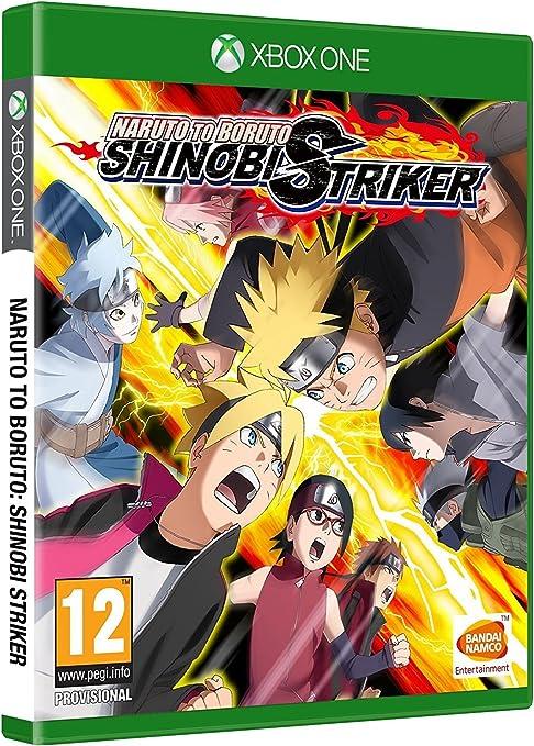 Naruto To Boruto: Shinobi Striker: Amazon.es: Videojuegos