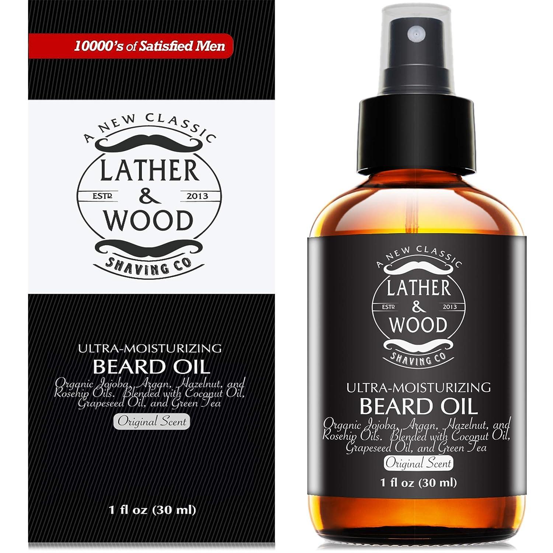 Ultra-Moisturizer Beard Oil For Men