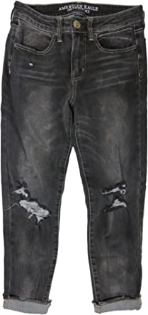 American Eagle Outfitters Womens Hi Rise Jegging Crop Denim Jeans 2 At Amazon Women S Jeans Store
